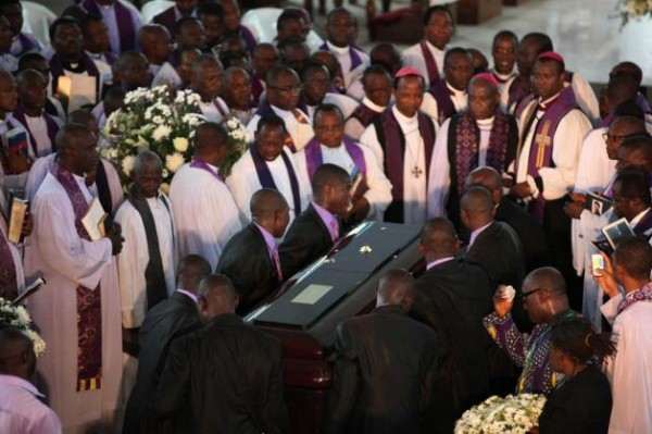 Achebe funeral 34