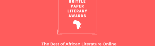 Facebook - The Brittle Paper Literary Awards